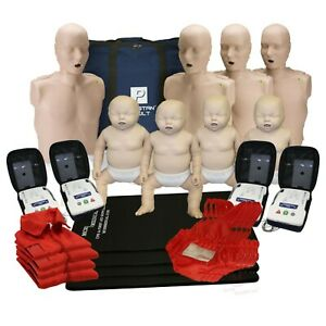 Cpr Adult Manikin 4 pack Infant Manikin 4 pack W Feedback Aed Ultratrainers