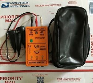 Used Extech 480303 Three Phase Motor Rotation Tester