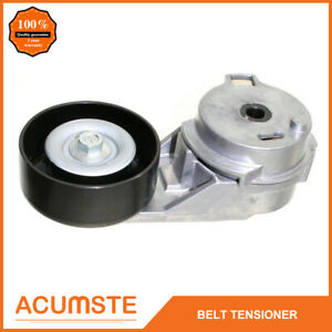 Serpentine Belt Tensioner With Pulley For Buick Chevy Gmc Hummer Isuzu 12573024
