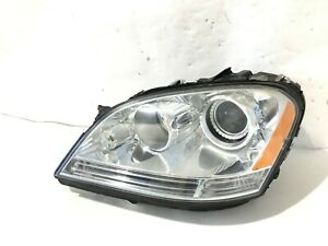 2006 2007 2008 Mercedes benz Ml350 Ml500 Ml63 Driver Left Headlight Xenon Oem