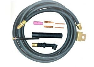 Wp26 12r Tig Torch Complete Welding Outfit Air Cooled 12 5ft