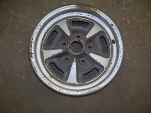 1967 1968 1972 Pontiac Rally Wheel Jc hm kt ja