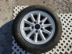 Bmw E36 Spare Tire Wheel 15 Full Size 325 328 323 318 5x120 Style 41 93 99 Oem
