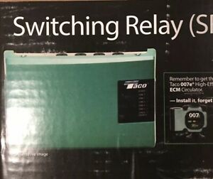 Brand New Taco Sr502 4 Two Zone Switching Relay