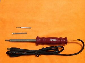 Hexacon Soldering Iron 40 Watt W extra Tips