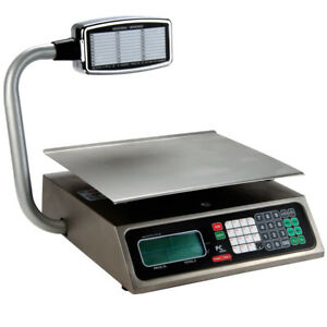 Tor rey Pc 40lt Price Computing Scales With Turret Torrey
