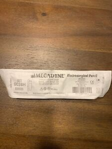 2 Megadyne 0038h Electrosurgical Pencil New Expiration 2021
