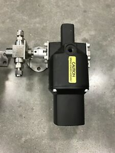 Swagelok 10 000 Psi Pneumatic 2 Way Valve
