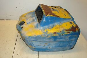 Ford 3000 Tractor Dash Rear Hood Cowling