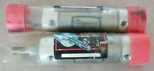 2 New Clippard Cdr 24 2 1 5 Bore 2 Stroke Single Action Spring Return Cylinder