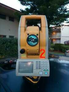 Topcon Gpt 7503 Reflectorless Total Station