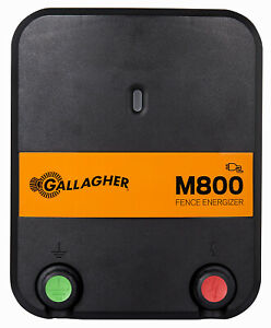 Gallagher North America M800 520acr Fen Charger G323524