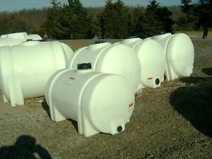 Norwesco Poly Water Storage transport Tank container