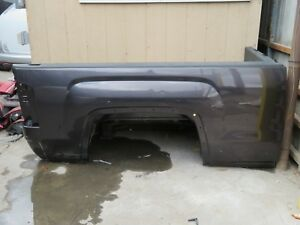 2014 2015 2016 2017 Gmc Sierra 1500 Right Side Truck Bed Cut In Half Oem