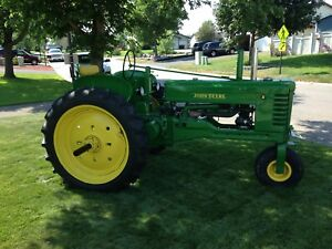 John Deere Bn With Official Serial Document