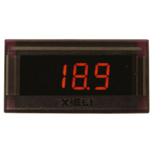 Techbrands Led Ammeter Panel Meter