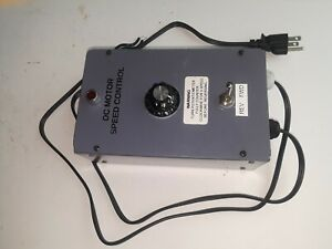 2 Hp Pm Dc Reversible Motor Drive Control Speed In 120 240vac Out 90 180vdc