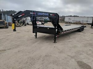 40 Foot Carhauler equipment Gooseneck Trailer load Trail brand New