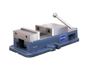 Gs Sowa 6 x8 9 Model No gs890 Precision Cnc Milling Vise W 10 Yrs Mfg Warranty