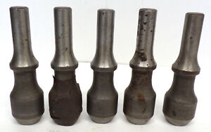 Rivet Set M111 sp 5 16 an435x3 1 2x 498 1 Diam X 3 1 2 Oal Lot Of 5