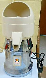Sunkist 8 r Heavy Duty Commercial Juicer Extractor Juicer