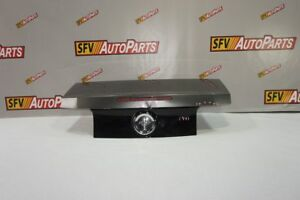 Ford Mustang Gt Trunk Lid 2013 2014 Gray Oem