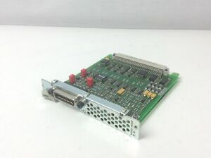 Hp M1350 66532 Interface Board For Philips 50 Xm Fetal Monitor