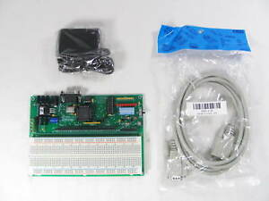 8051 Microcontroller Development Lab Pro 51 With Atmel At89c51rd2 New