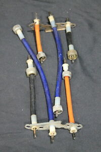 69 70 71 72 Cadillac 6 way 60 40 Power Split Bench Seat Track Drive Cable Set