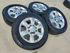 22 Chevy Tahoe Escalade Gmc Chrome Oem Wheels Rims Tires 2017 2018 2019 5660