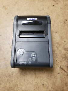 Epson Tm p60 Model M196b Bluetooth Portable Mobile Thermal Pos Receipt Printer