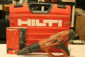 Hilti Dx460 F10 General Purpose Powder Actuated Tool With Case
