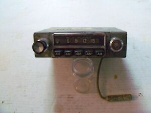 1967 Jaguar 420 Mk X Other Blaupunkt German Am Radio Vg Cond Used