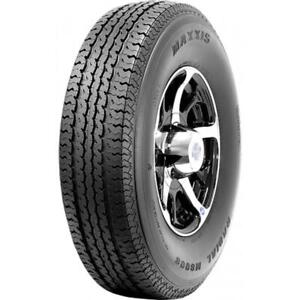 Brand New 225 75r15 Maxxis M8008 Trailer Tire 10 Ply 2257515 225 75 15
