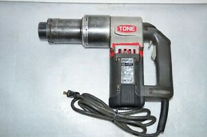 Tone Simple Torque Shear Wrench Gs 111ez With 7 8 Socket