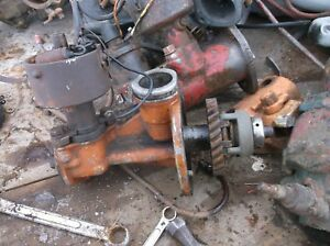 Allis Chalmers Wc Wd Wd45 Tractor Distributor Unit Parts Restore
