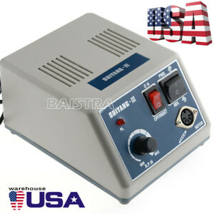 Dental Lab Micromotor Micro Motor Polisher N3 For Marathon Polishing Handpiece