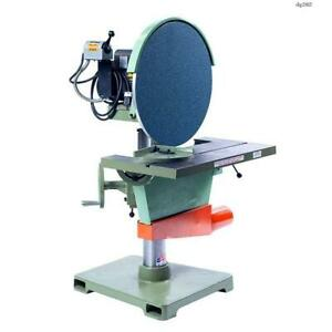 Conquest 20 Inch Industrial Duty Disc SanderGrinder