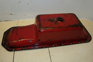 International Ih Farmall 756 Engine Oil Pan 706 856