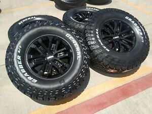 17 Ford F 150 Raptor Black Fx 4 Oem Rims Wheels Tires 2019 2020 Expedition New