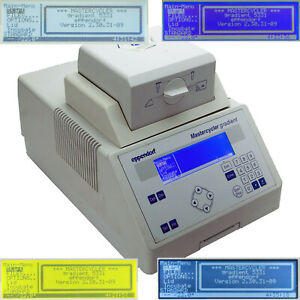 Eppendorf 5331 Mastercycler Gradient Pcr Tested Calibrated 1 Year Warranty