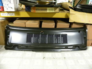 1965 66 Mustang Cowl Assembly
