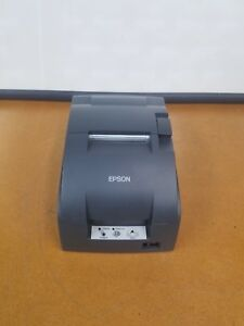 Epson Tm u220b M188b Kitchen Receipt Printer With Epson Power Supply