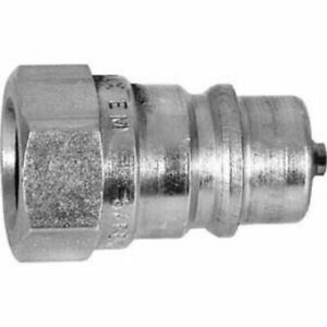 Buyers 1304021 Meyer Snow Plow 1 4 Inch Male Npt Hose Coupler Meyer 22291