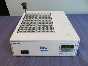 Boekel Digital Dry Bath Incubator 113004 380w 115v Block Heater With 4 Blocks