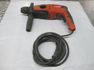 Hilti Te 2 Hammer Drill Tested Free Shipping