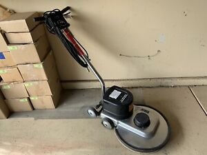 Nss Charger 1500 High Speed Burnisher Floor Polisher Buffer 20 Commercial