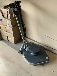 Pacific Steamex Buffer Floor Scrubber Commercial Burnisher Works Great