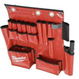 Milwaukee 48 22 8290 Aerial Tool Apron New