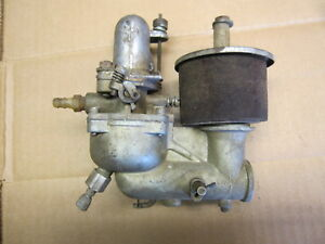 Vintage Briggs Carburetor 5 Hp 7hp 8hp Tecumseh Stationary Engine Lawnmower